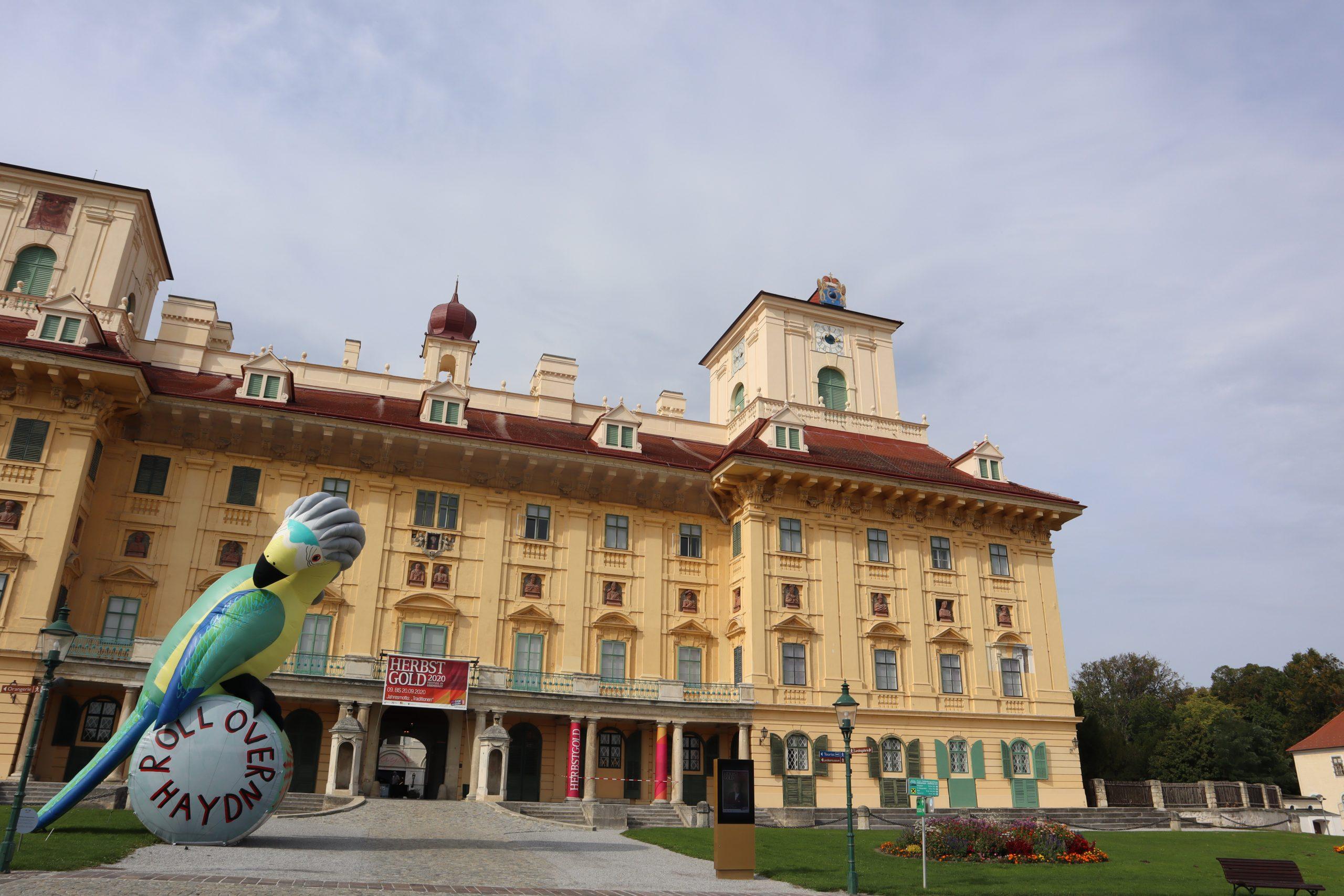 Willkommen in Eisenstadt – Tagesausflug